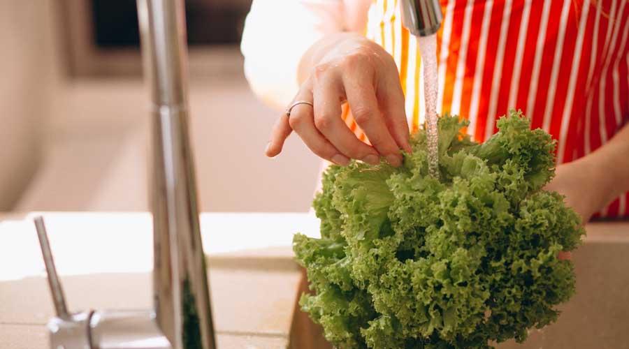 Como desinfecta frutas verduras hortalizas 05