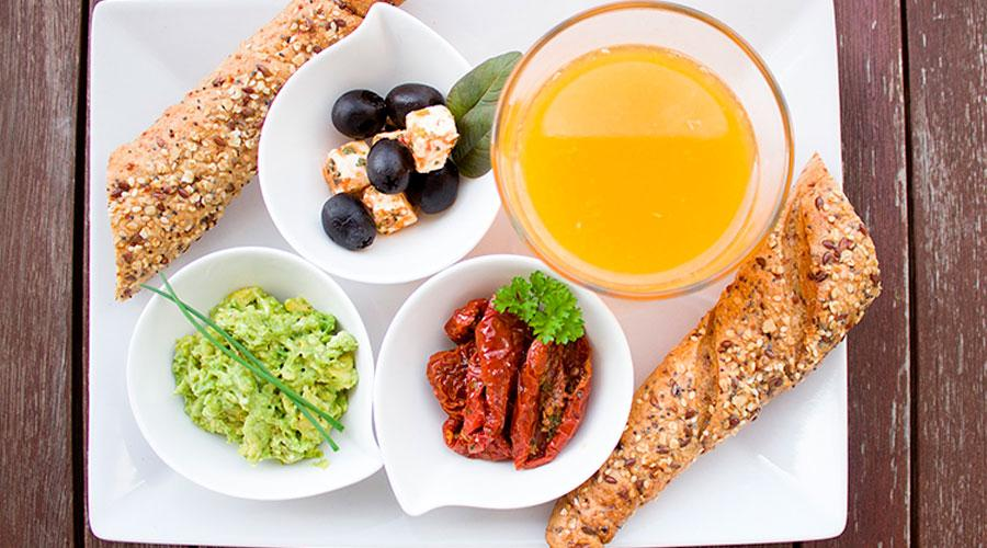 Recetas desayuno verduras