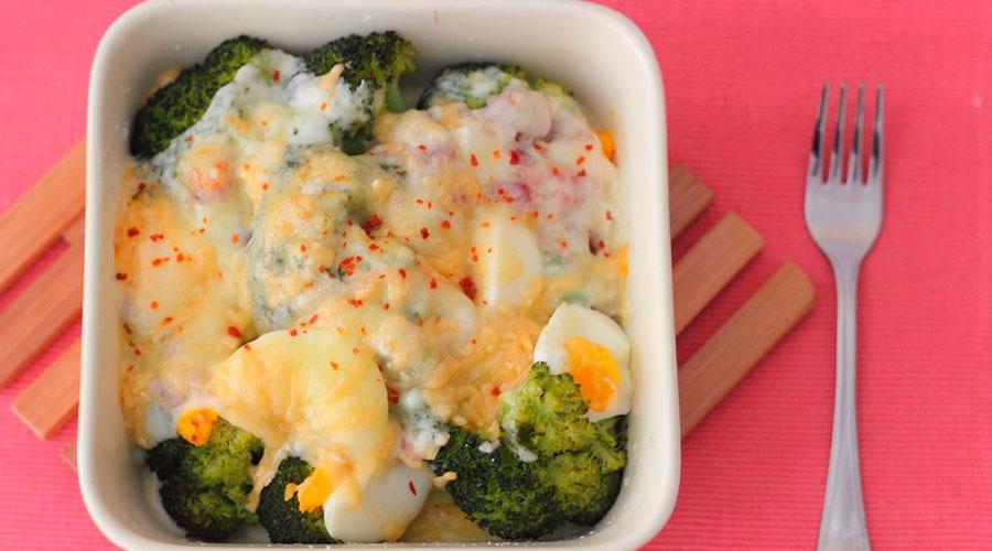 formas cocinar brocoli 02 gratinado