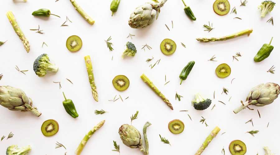 Frutas y verduras para aumentar tus defensas