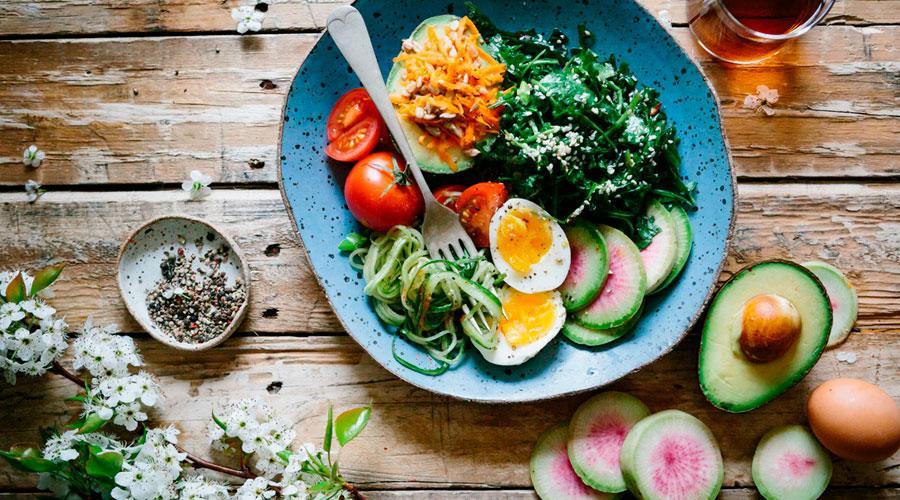 Recetas de verdura para el verano