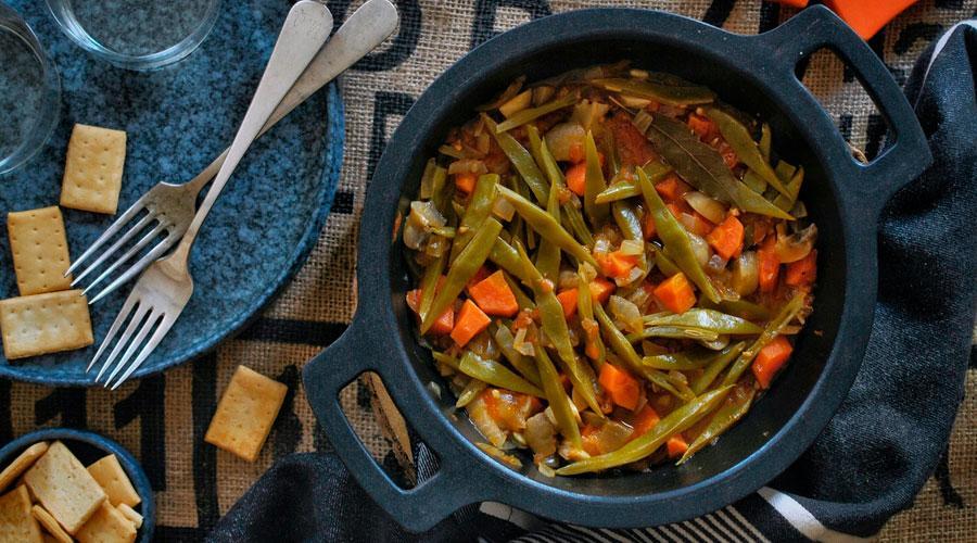 recetas saludables post navidad verduras estofadas sin grasa