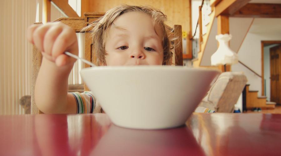 Recetas de verduras para niños