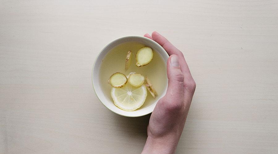 Fruta, verdura y resfriados
