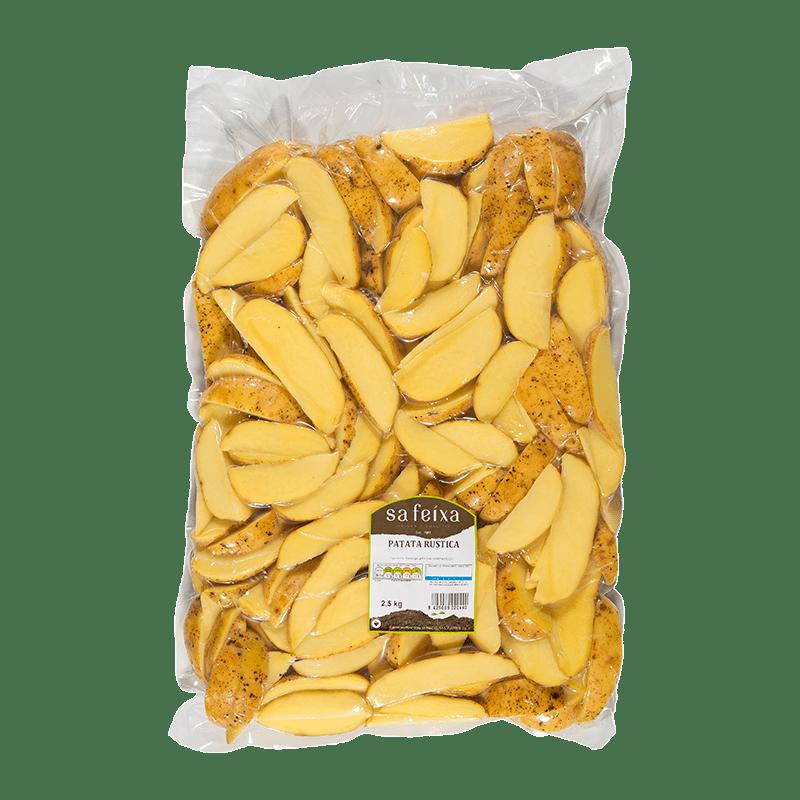 Patata rústica grillons