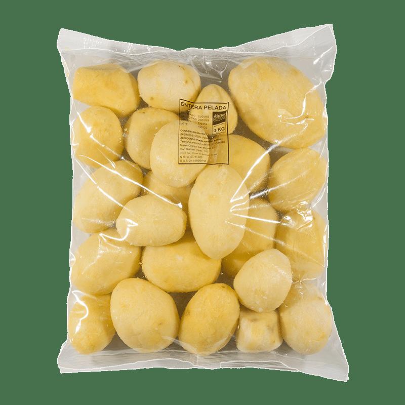 Patata sencera fregir